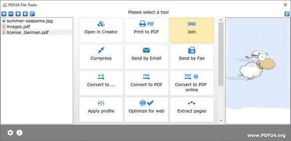 PDF24 Creator - Download - 100% Free - PDF24 Tools