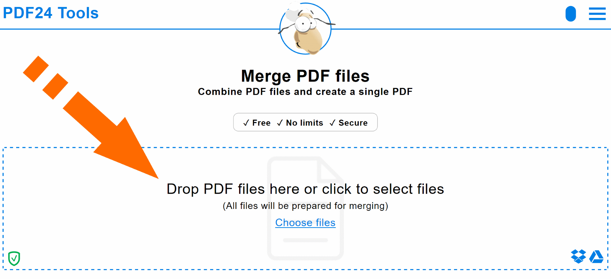 free tool to merge pdf files