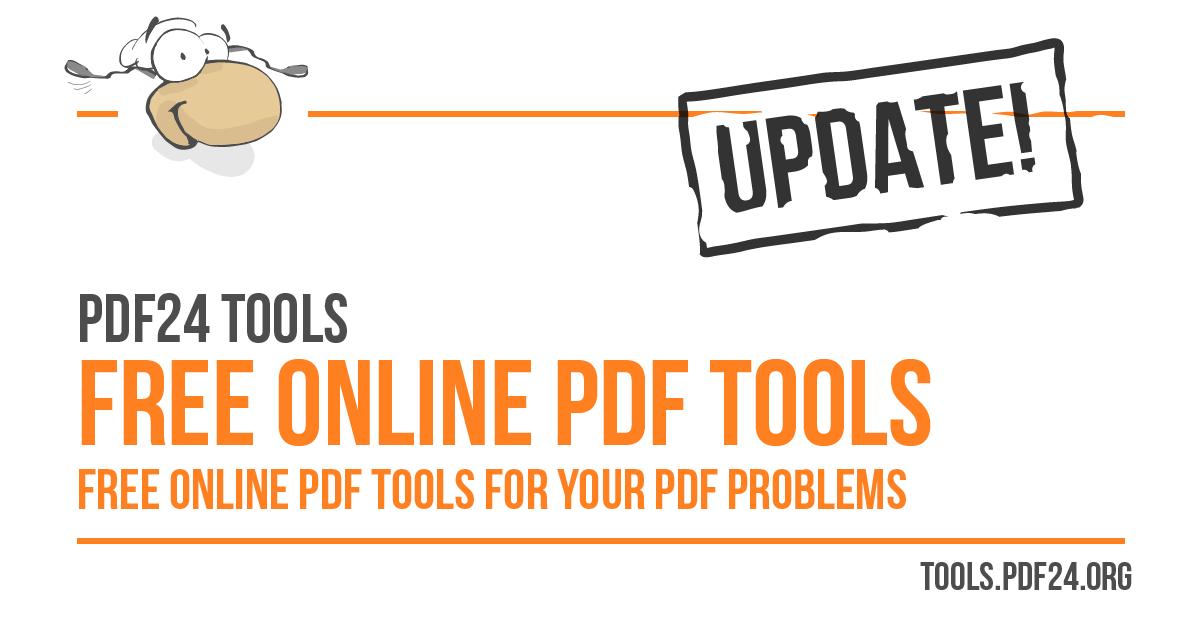Online PDF Tools