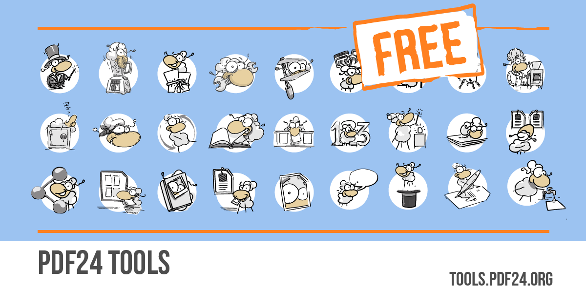 PDF24 Creator - The free PDF solution - DOWNLOAD - PDF24 Tools